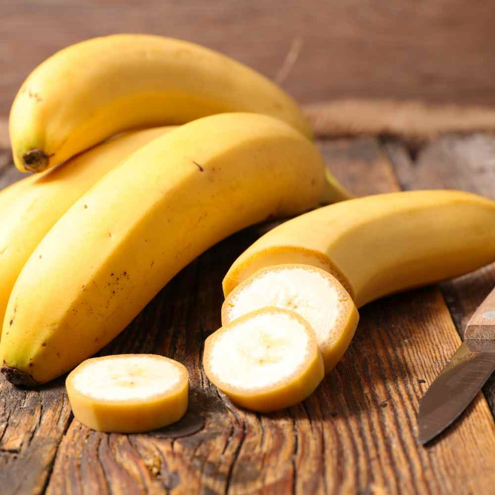 banana gives texture, body and nutrition to this fertility smoothie