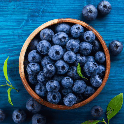 Blueberries are a fertility superfood