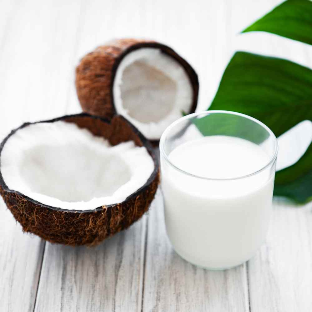 coconut milk brings a nutritious plant based liquid to this amazing chocolate and maca fertility smoothie